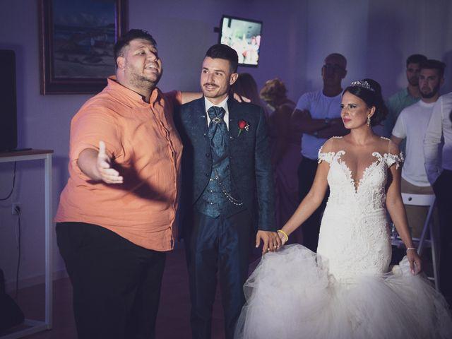 La boda de Mª del Mar y Samuel en Alhaurin De La Torre, Málaga 61