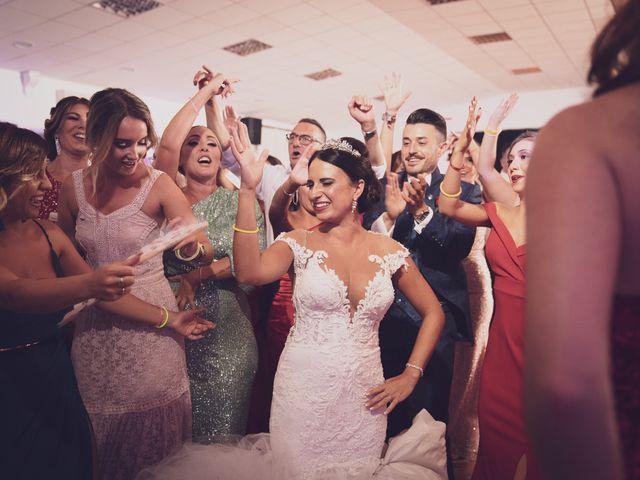 La boda de Mª del Mar y Samuel en Alhaurin De La Torre, Málaga 62