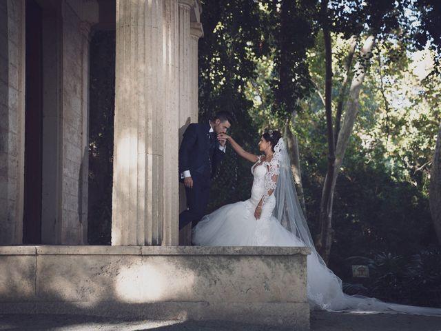 La boda de Mª del Mar y Samuel en Alhaurin De La Torre, Málaga 64