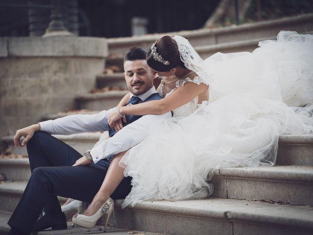 La boda de Mª del Mar y Samuel en Alhaurin De La Torre, Málaga 71