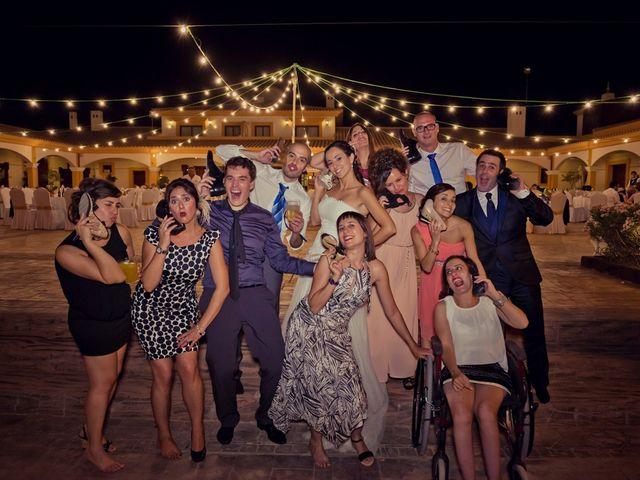 La boda de Antonio y Alicia en Lorca, Murcia 34