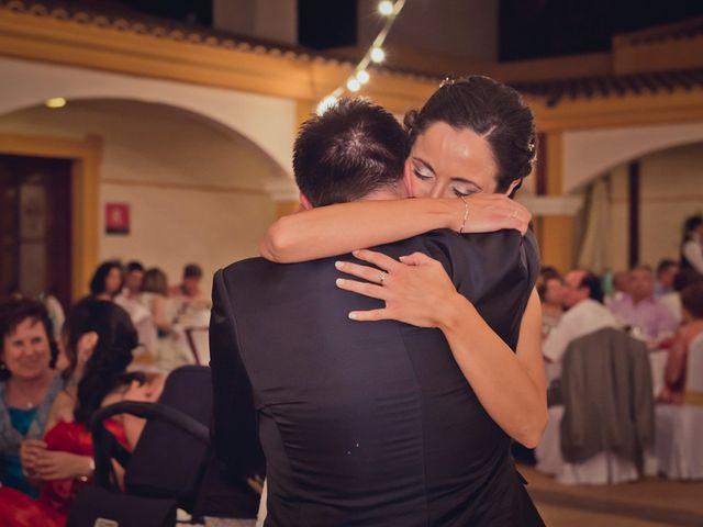 La boda de Antonio y Alicia en Lorca, Murcia 39