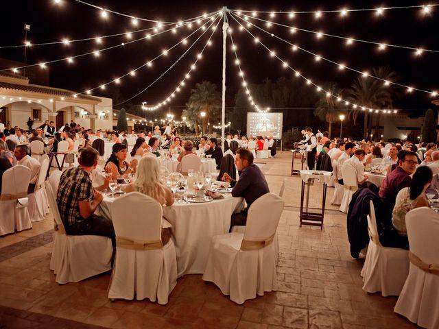 La boda de Antonio y Alicia en Lorca, Murcia 41