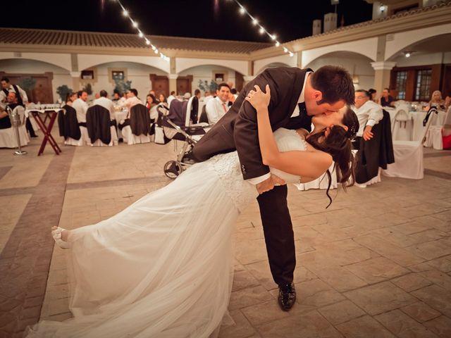 La boda de Antonio y Alicia en Lorca, Murcia 43
