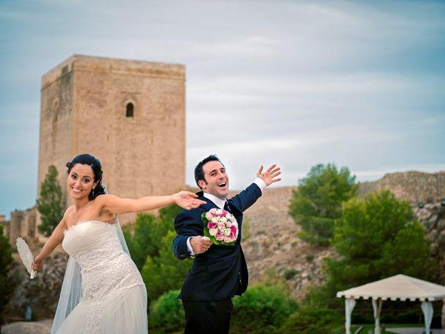 La boda de Antonio y Alicia en Lorca, Murcia 21