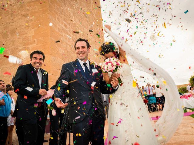 La boda de Antonio y Alicia en Lorca, Murcia 25