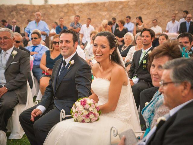 La boda de Antonio y Alicia en Lorca, Murcia 26