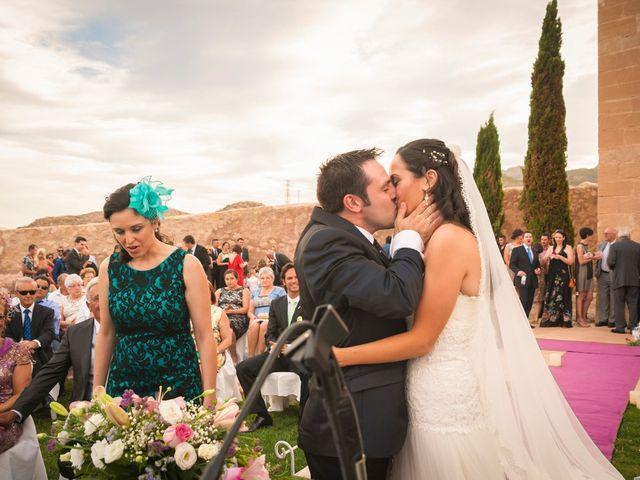 La boda de Antonio y Alicia en Lorca, Murcia 27