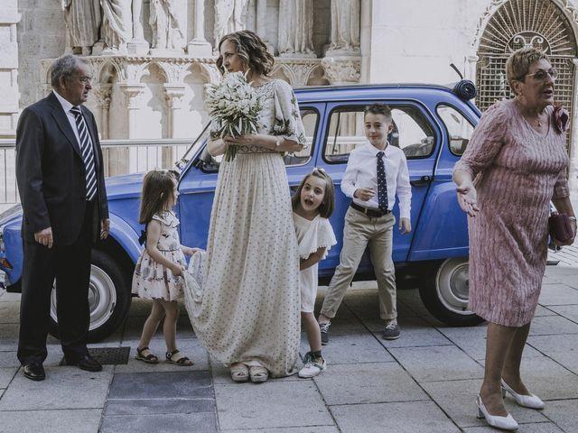 La boda de Rubén y Marta en Burgos, Burgos 4