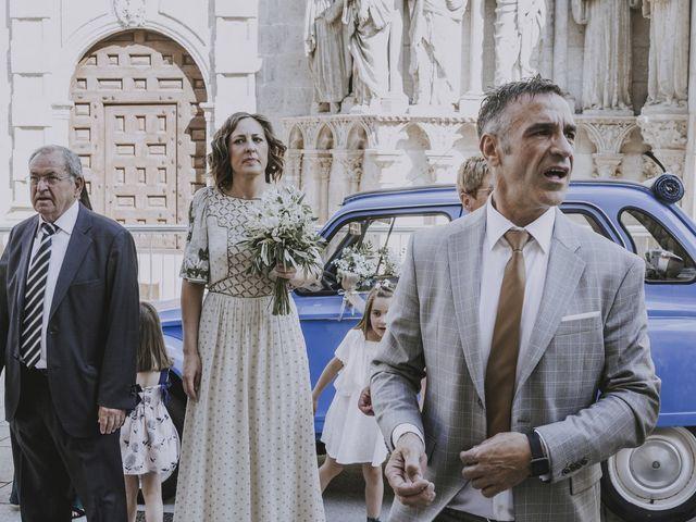 La boda de Rubén y Marta en Burgos, Burgos 6