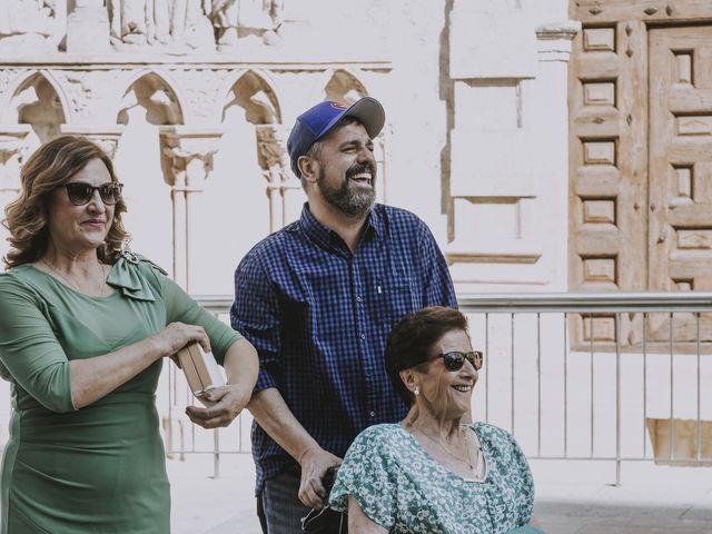 La boda de Rubén y Marta en Burgos, Burgos 7