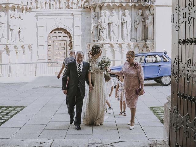 La boda de Rubén y Marta en Burgos, Burgos 10