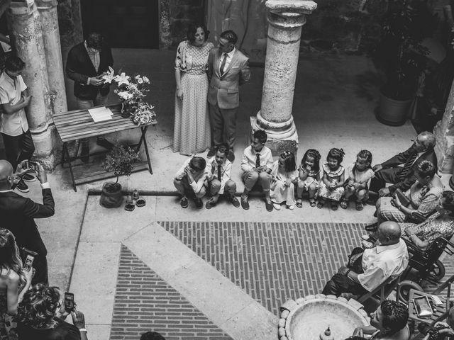 La boda de Rubén y Marta en Burgos, Burgos 13
