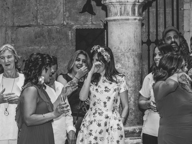 La boda de Rubén y Marta en Burgos, Burgos 24