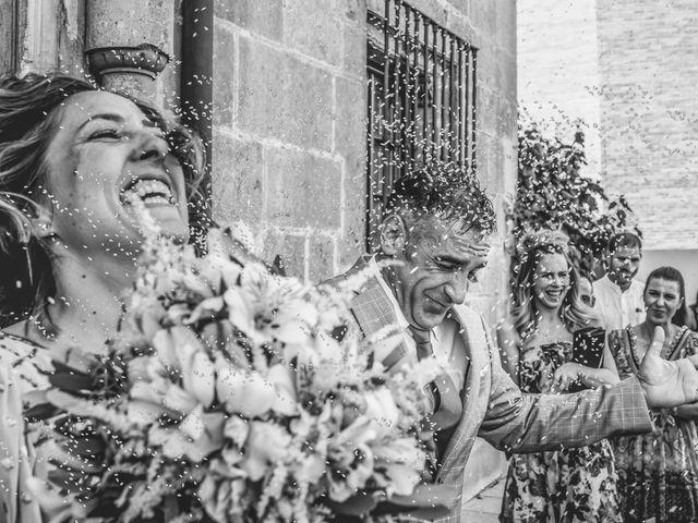 La boda de Rubén y Marta en Burgos, Burgos 31