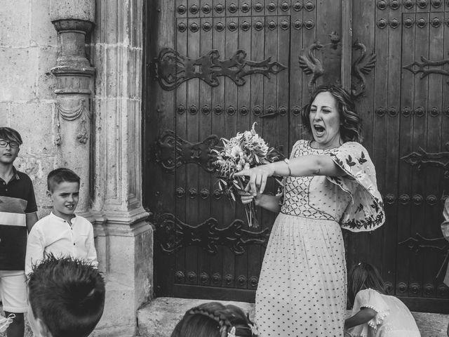 La boda de Rubén y Marta en Burgos, Burgos 32