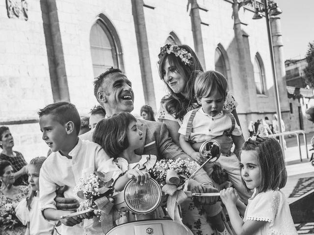 La boda de Rubén y Marta en Burgos, Burgos 36