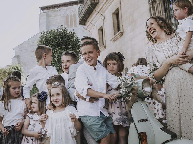 La boda de Rubén y Marta en Burgos, Burgos 37