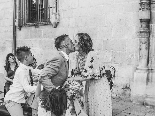 La boda de Rubén y Marta en Burgos, Burgos 38