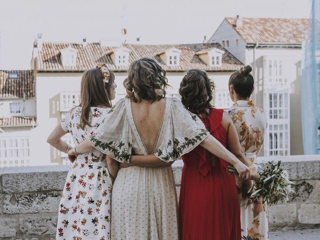 La boda de Rubén y Marta en Burgos, Burgos 42