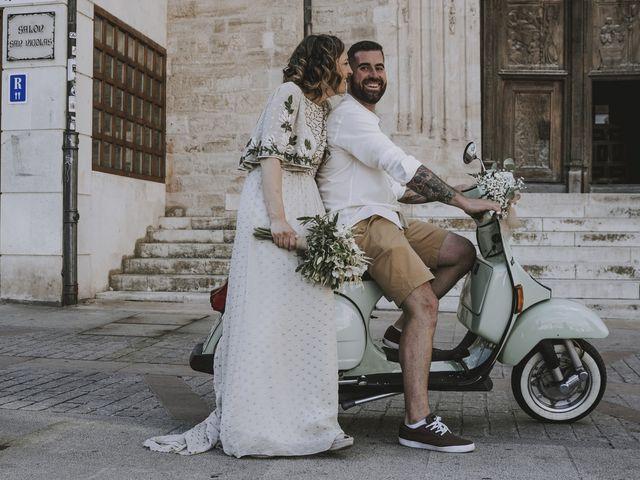 La boda de Rubén y Marta en Burgos, Burgos 43