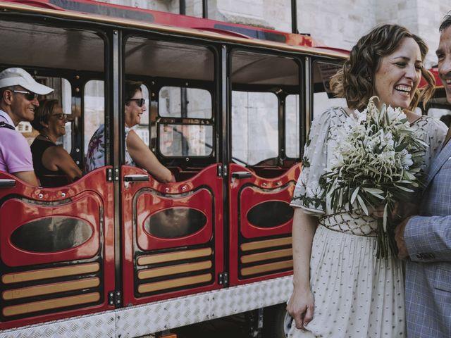 La boda de Rubén y Marta en Burgos, Burgos 44