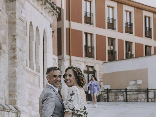 La boda de Rubén y Marta en Burgos, Burgos 47
