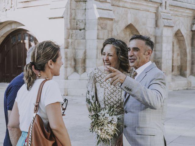 La boda de Rubén y Marta en Burgos, Burgos 59