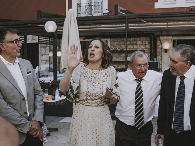 La boda de Rubén y Marta en Burgos, Burgos 64