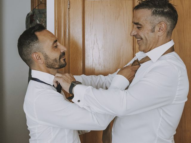 La boda de Rubén y Marta en Burgos, Burgos 74