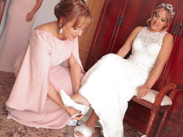 La boda de Aroesti y Estrella en Otura, Granada 12