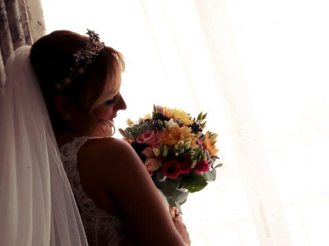 La boda de Aroesti y Estrella en Otura, Granada 13