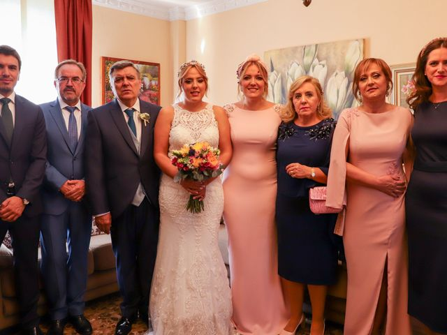 La boda de Aroesti y Estrella en Otura, Granada 14