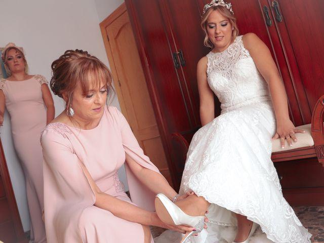 La boda de Aroesti y Estrella en Otura, Granada 16