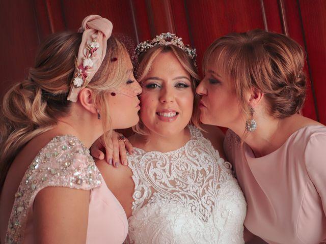 La boda de Aroesti y Estrella en Otura, Granada 17