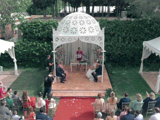 La boda de Aroesti y Estrella en Otura, Granada 24