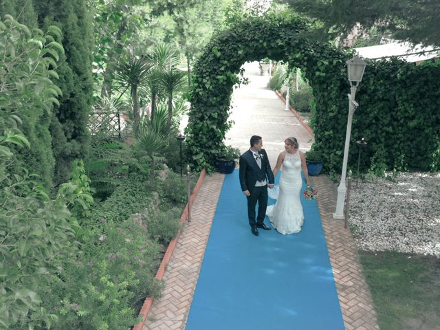 La boda de Aroesti y Estrella en Otura, Granada 28