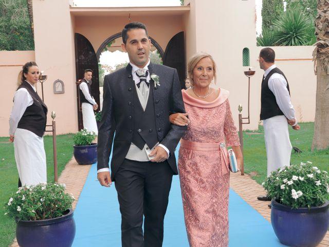 La boda de Aroesti y Estrella en Otura, Granada 30