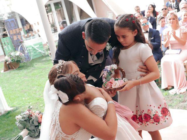 La boda de Aroesti y Estrella en Otura, Granada 37