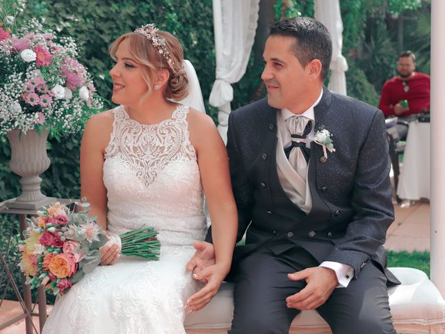 La boda de Aroesti y Estrella en Otura, Granada 38