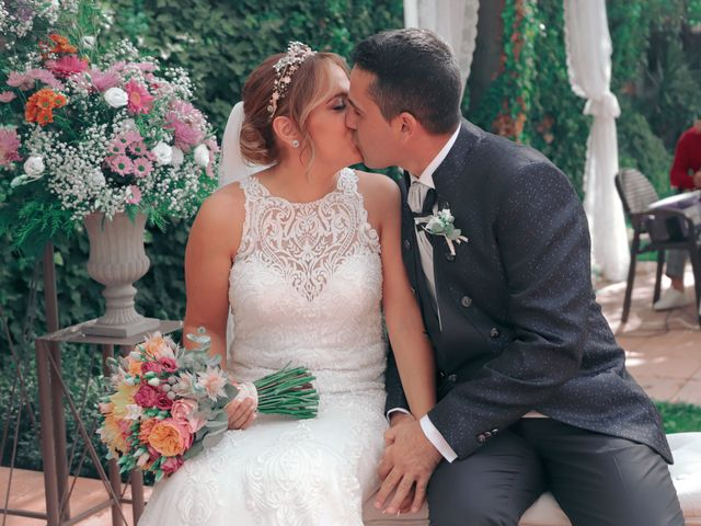 La boda de Aroesti y Estrella en Otura, Granada 39