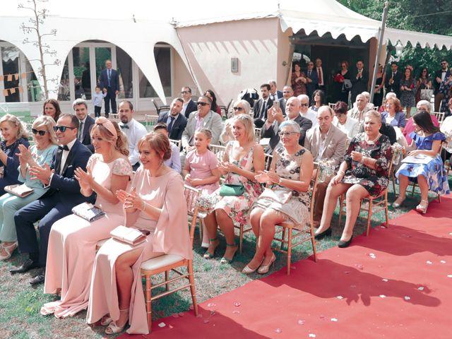 La boda de Aroesti y Estrella en Otura, Granada 42