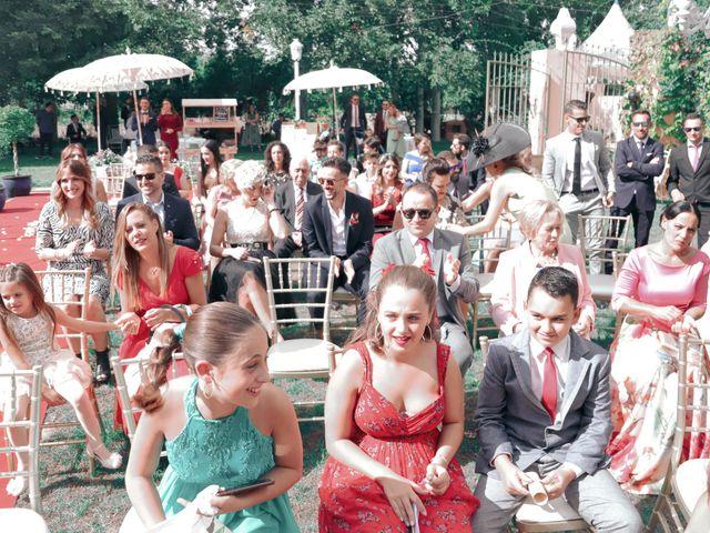 La boda de Aroesti y Estrella en Otura, Granada 43