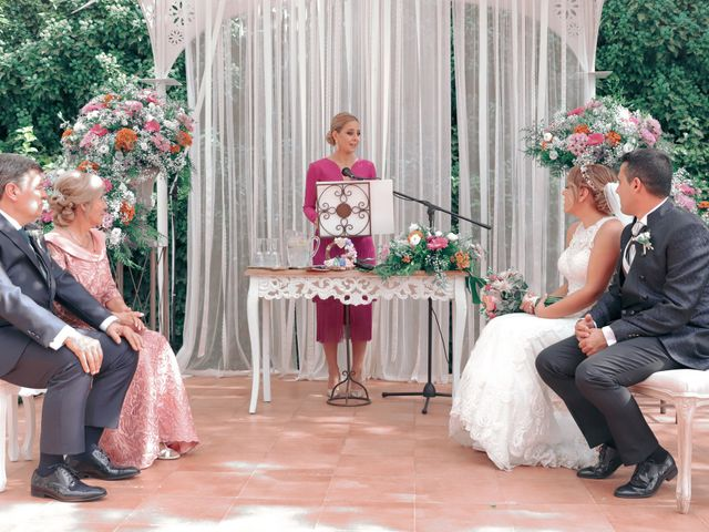 La boda de Aroesti y Estrella en Otura, Granada 44