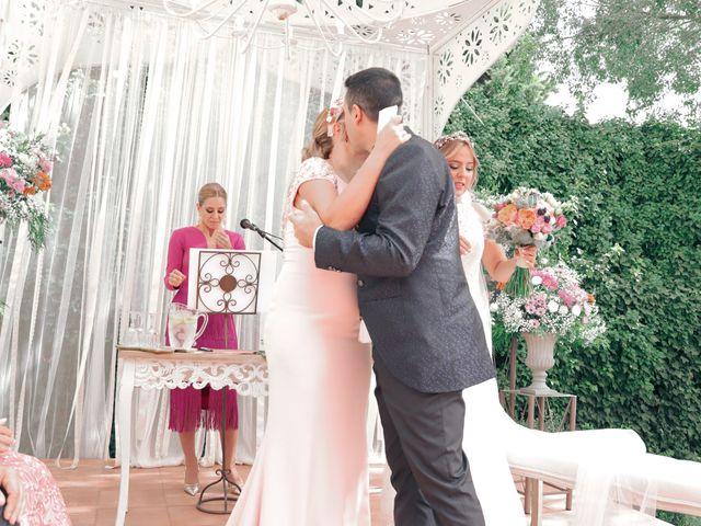 La boda de Aroesti y Estrella en Otura, Granada 45