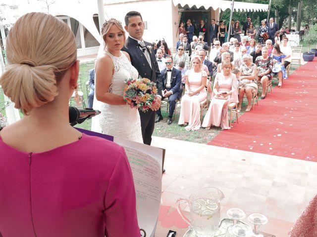La boda de Aroesti y Estrella en Otura, Granada 46