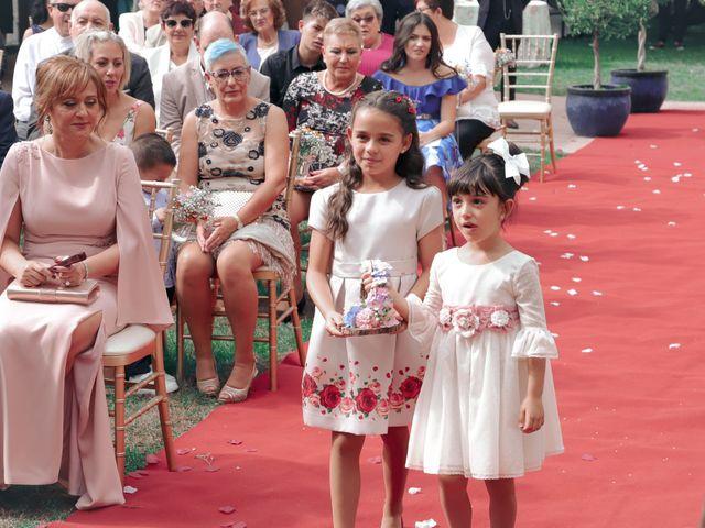 La boda de Aroesti y Estrella en Otura, Granada 48