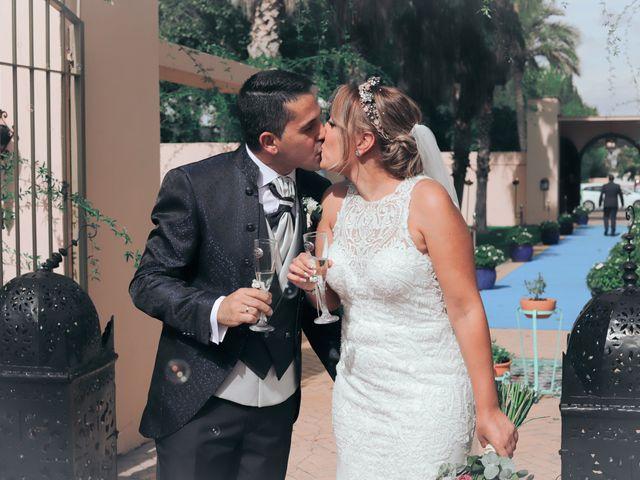La boda de Aroesti y Estrella en Otura, Granada 49