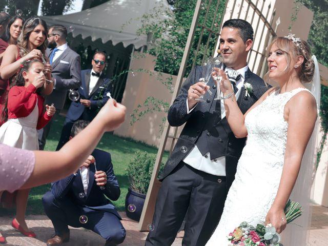La boda de Aroesti y Estrella en Otura, Granada 50