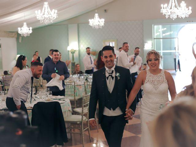 La boda de Aroesti y Estrella en Otura, Granada 53